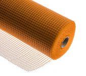Стъклофибърна мрежа - Orange 110 gr / 10 x 10
