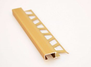 11.5 - Aluminium stair protective Gold OLD PIC 22