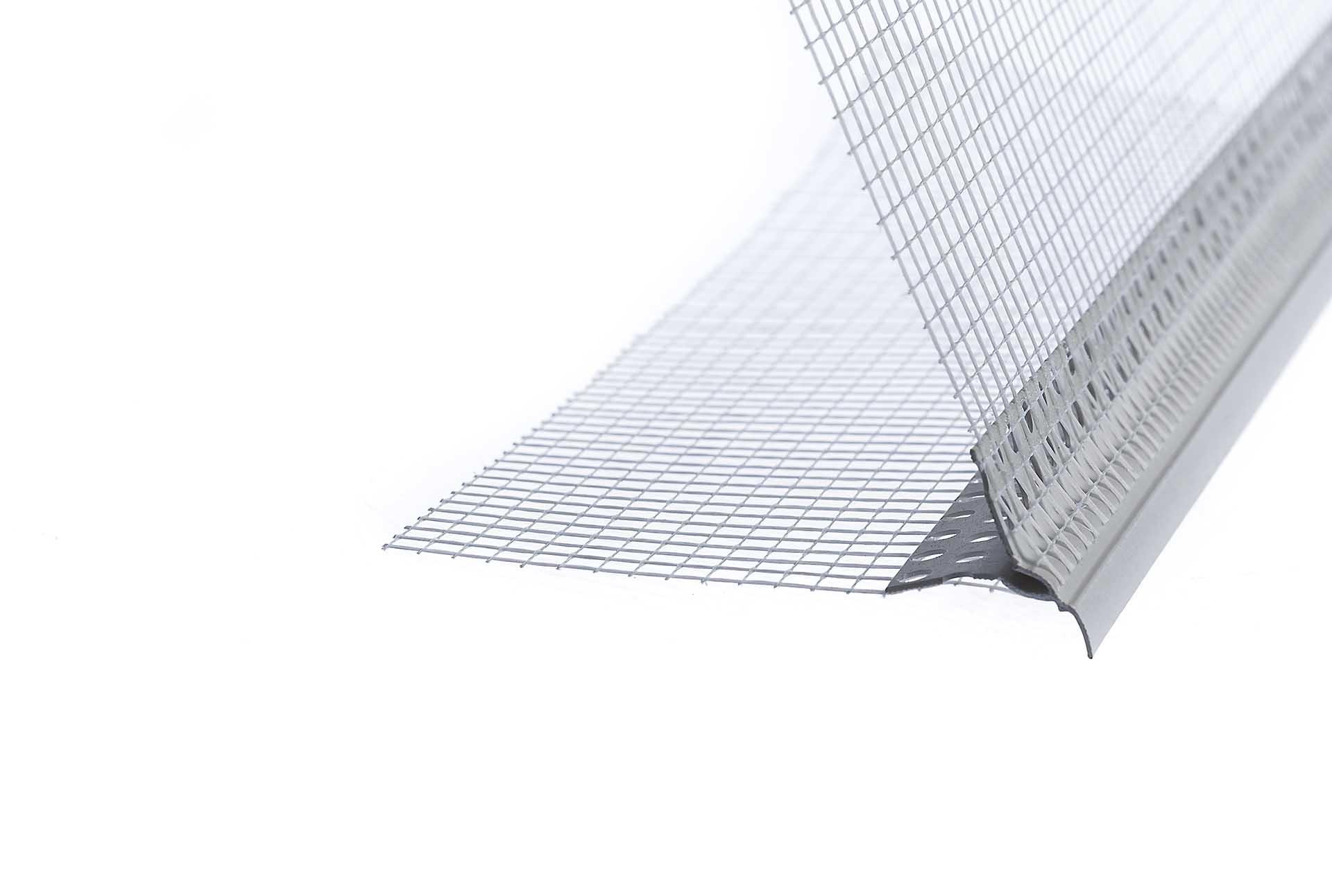 Drywall Edge Profiles : Pvc drip edge bead vestal